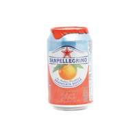 سان بيللغرينو عصير بنكهة البرتقال الماوردي فوار 330 مل