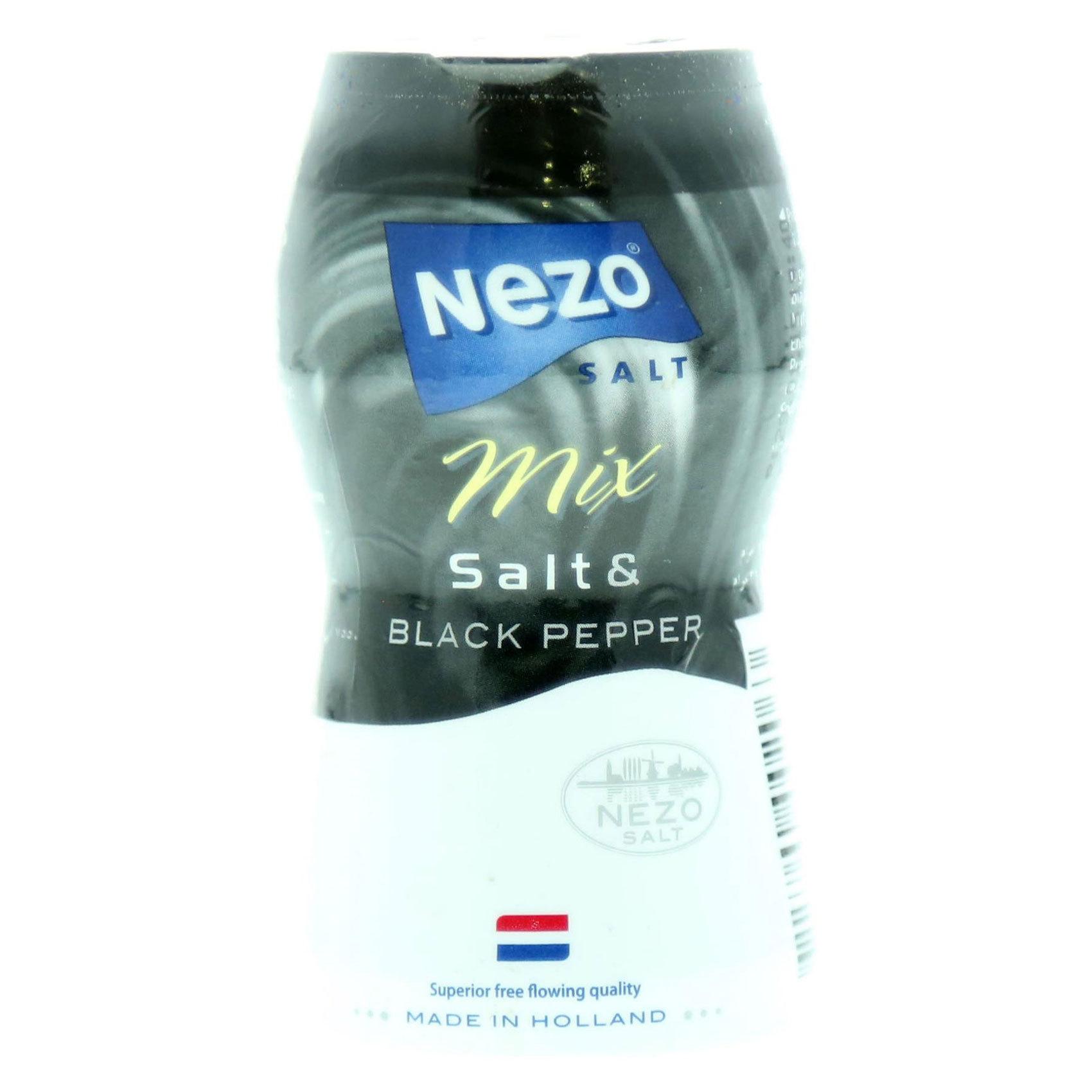 NEZO SALT MIX SALT&BLACKPEPPER 100G
