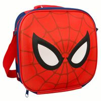 Stor 3D Insulated Bag Spiderman
