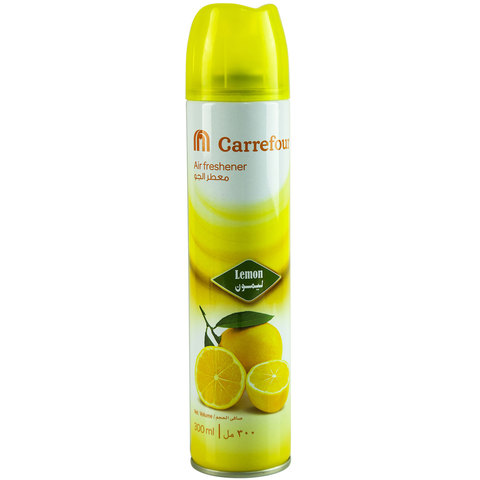 Carrefour-Air-Freshener-Lemon-300ML