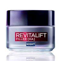 L'Oreal Paris Revitalift Filler Renew - Night Cream 50ML