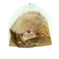 Royal Bakery Small Brown Bran Arabic Bread