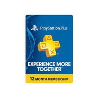 Sony PlayStation Plus Card 365 Days Lebanese Subscription