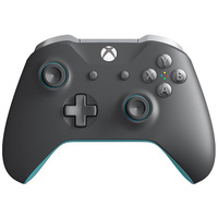 Microsoft Xbox One Wireless Controller Grey Blue