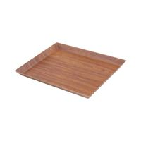 Evelin Wood Tray 31x39 Cm