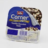 Muller corner vanilla chocolate balls creamy yogurt 135 g