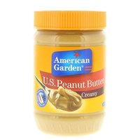 American Garden Creamy U.S. Peanut Butter 794g