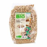 Carrefour Bio Organic Crunchy Muesli Natural 500g