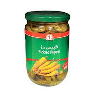 N1 Pickled Pepper 600GR