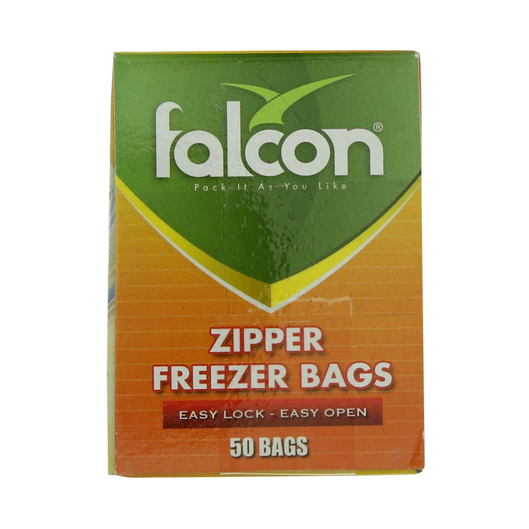FALCON FR BAG ZIPPER 18X21CM
