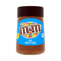 M&M Spread Crispy Chocolate 350GR