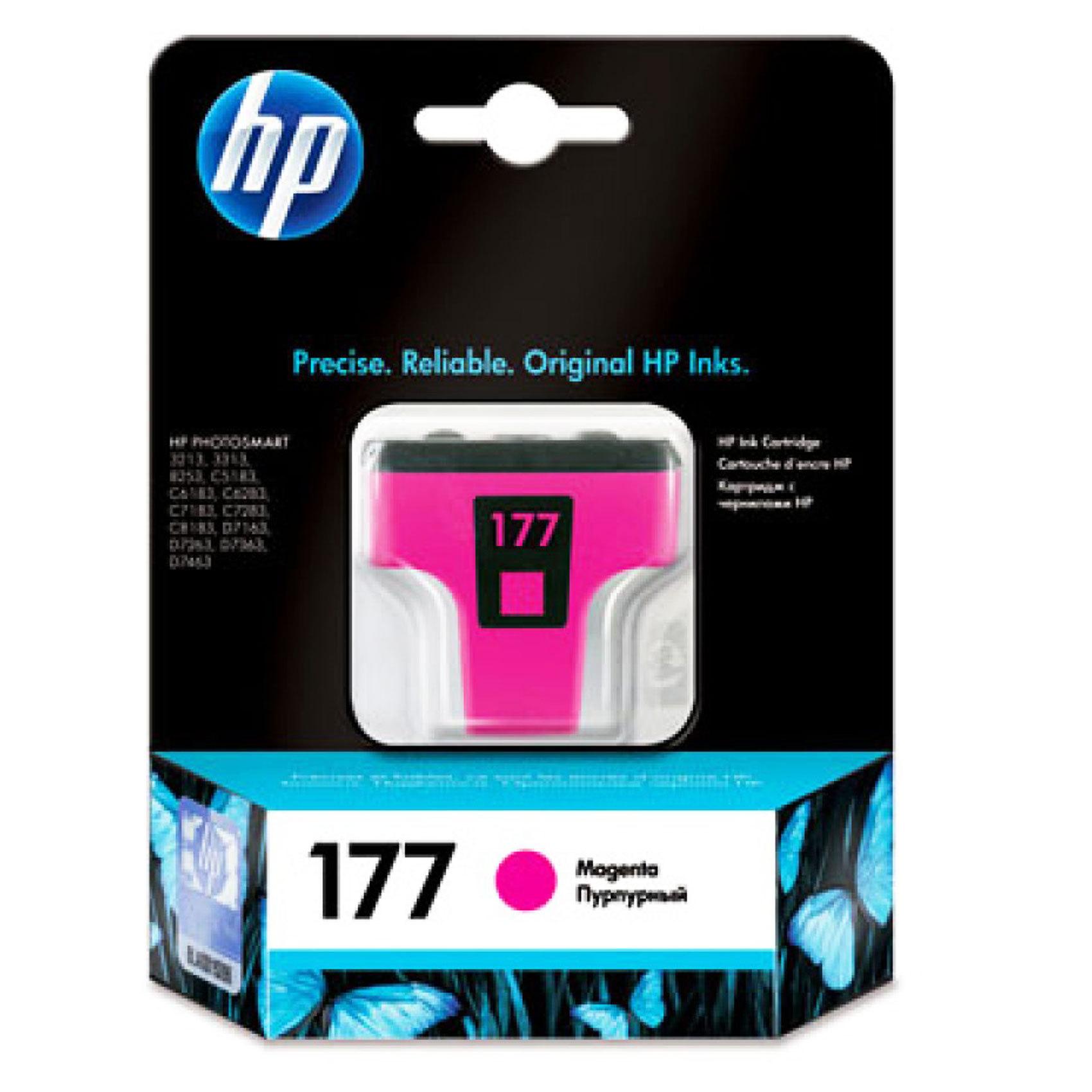 HP CART 177 MAGENTA