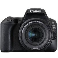 Canon SLR EOS 200D 18-55MM DC III Lens Kit