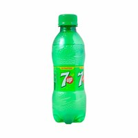 7Up Drink Plastic 250 Ml