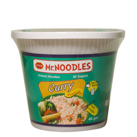 Pran Mr. Noodles Instants Noodles Curry Flavor 40g