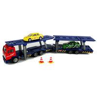 Speed Track - Car transporter truck 34 cm + 2 cars