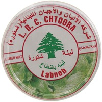 Lebanese Dairy Co. Chtoora Labneh With Mint 225g