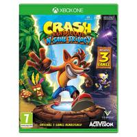 Microsoft Xbox One Crash Bandicoot N. Sane Trilogy