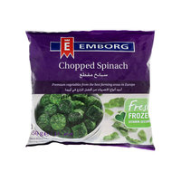 Emborg Chopped Spinach 450g