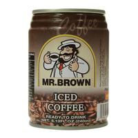 Mr. Brown Iced Coffee 240ml