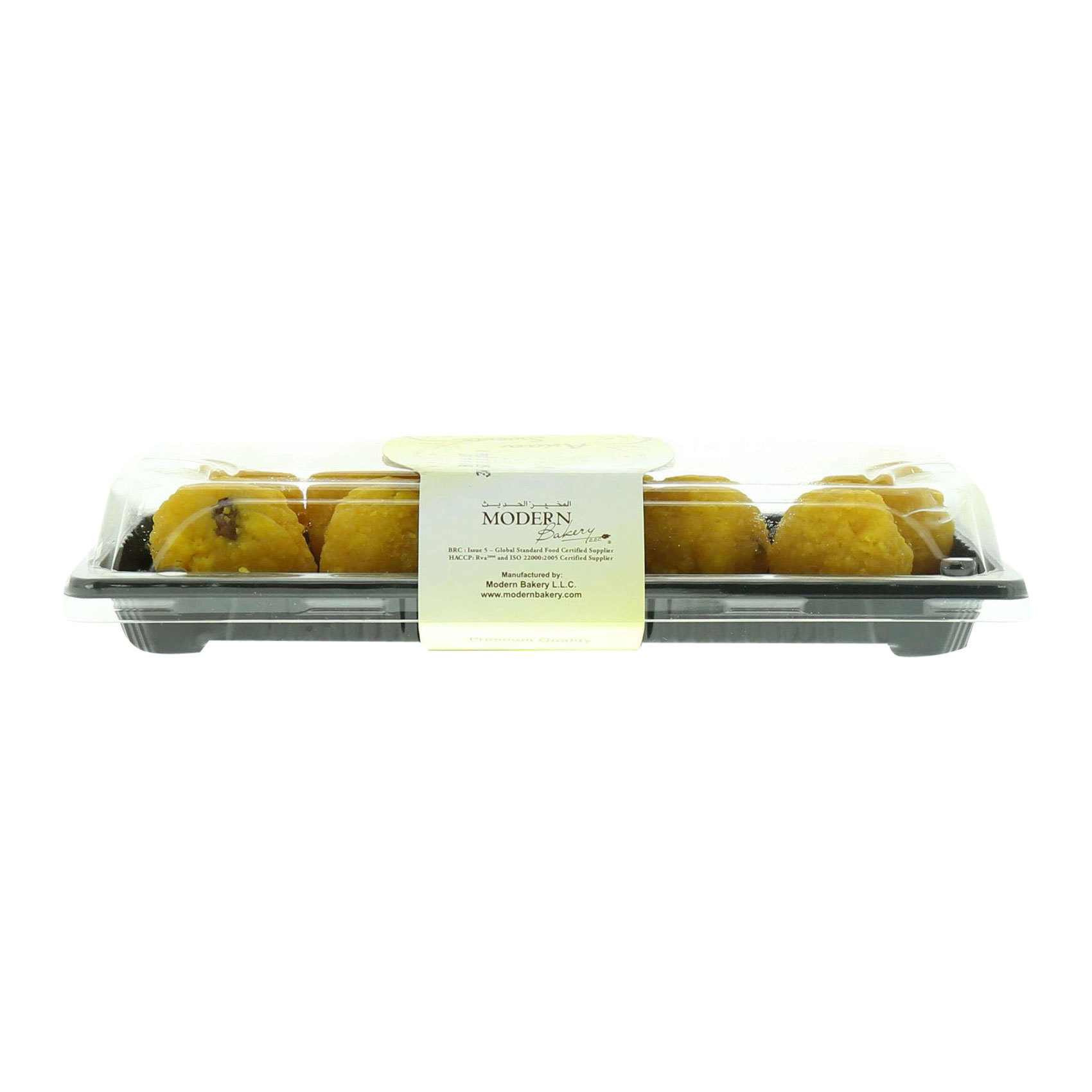 M/BAKERY SWEET BOONDI LADDU 255G