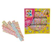 Art & Fun - 1000 Stickers for Girls
