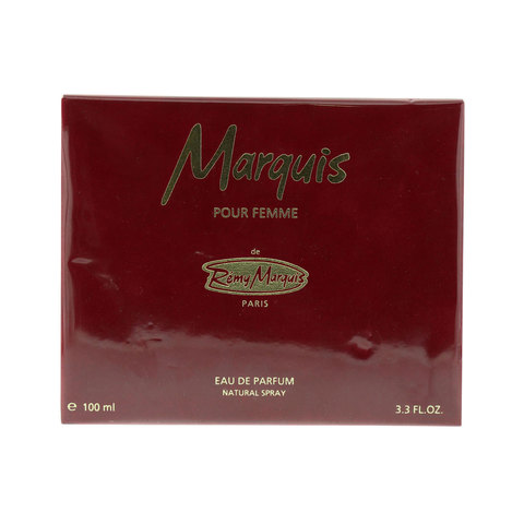 Buy Remy Marquis Pour Femme Parfum 100ml Online Shop Marquise On