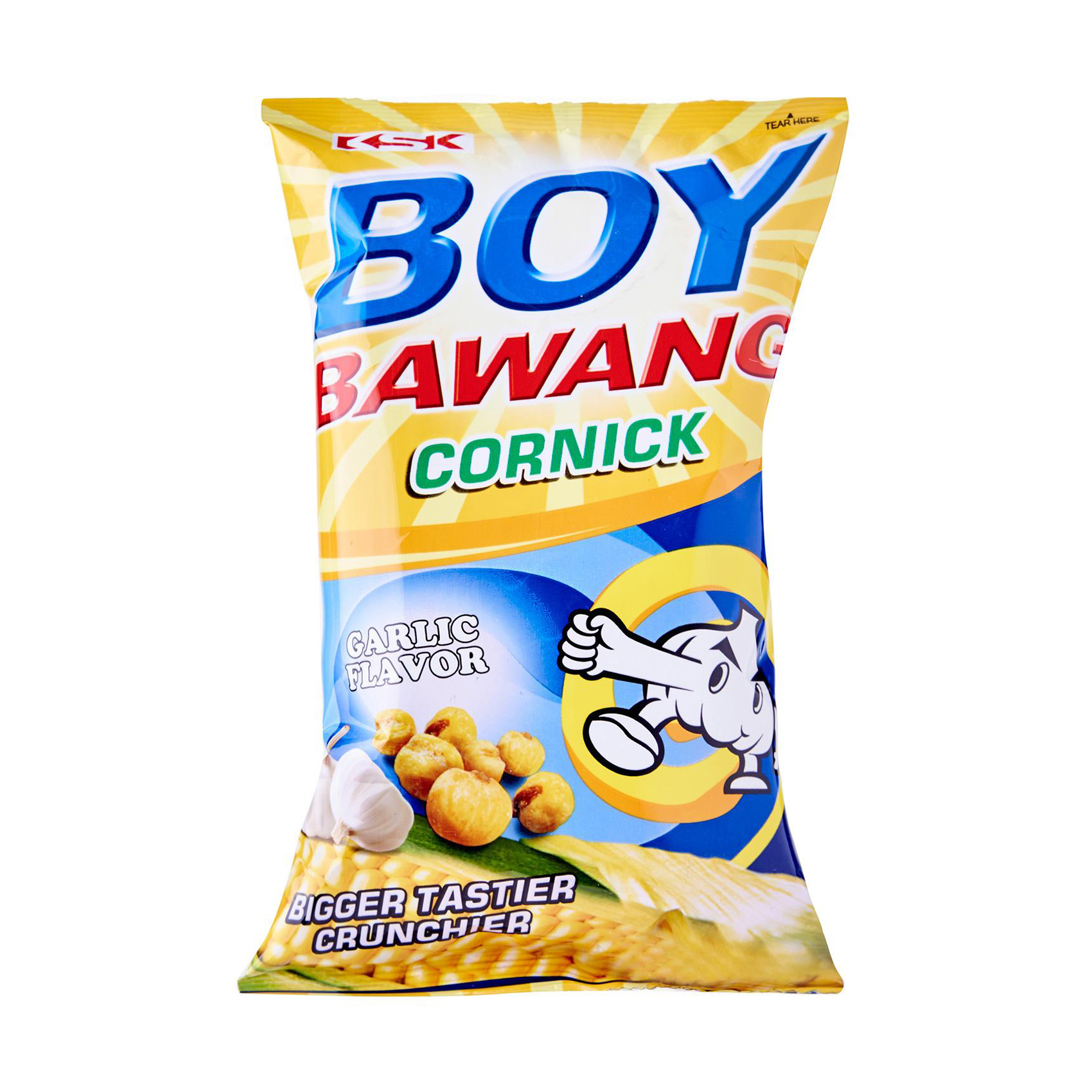 KSK BOY BAWANG GARLIC 100G