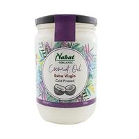 Nabat Organic Extra Virgin Coconut Oil 500ML