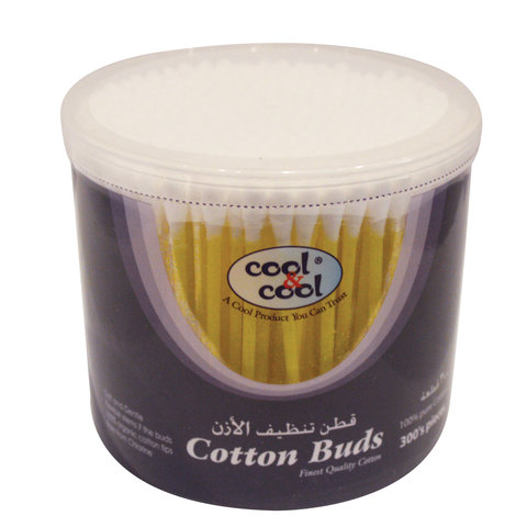 Cool-&-Cool-Cotton-Buds-300's