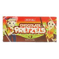 Jack N Jill Pretzels Chocolate Sticks 40g