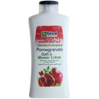 Bio Skincare Bath & Shower Crème Pomegranate 750ml