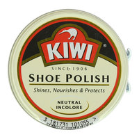 Kiwi Neutral Incolore Shoe Polish 50 ml