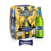 Barbican Malt Beverage Pineapple 330ML X6