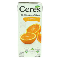Ceres Orange Juice Blend 200ml