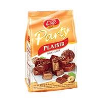 Elledi Party Plaisir Wafer Chocolate Hazelnut 250GR