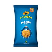 El Sabor Nacho Chips Natural 500GR