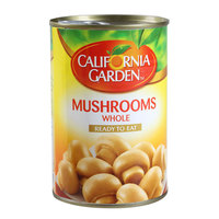 California Garden Whole Mushrooms 425g