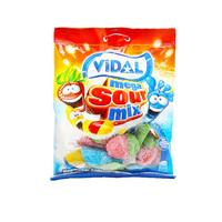 فيدال حلوى ميجا مزيج حامض 100 غرام