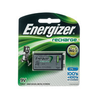 Energizer Recharble Battery 9V Ni-Mh
