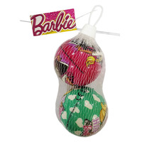 Barbie - Pu Balls 2 Pack