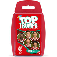 Top Trumps Card Game - Liverpool FC