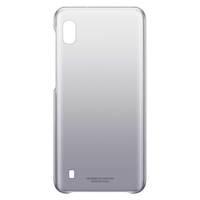 Samsung Case A10 Gradation Cover Black