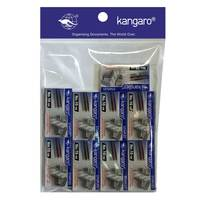 Kangaro Staple Pins No.10 9cs Packet
