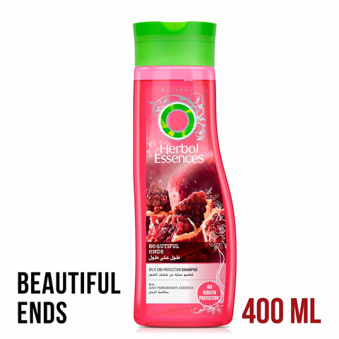 Herbal-Essences-Beautiful-Ends-Split-End-Protection-Shampoo-with-Juicy-Pomegranate-Essences-400ml