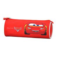 Disney Cars Eva Red Round Pencil Case