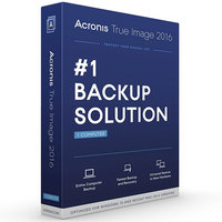 PC Acronis True Image 2016