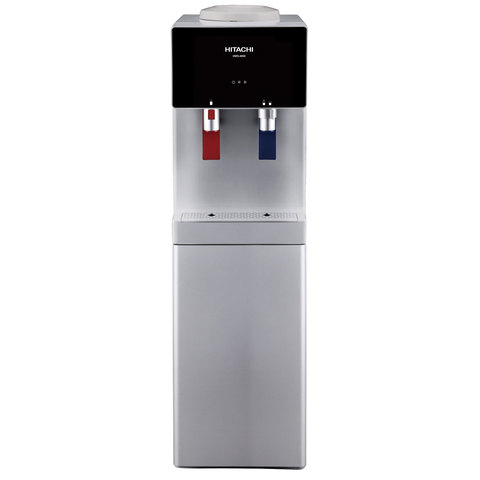Hitachi-Top-Loading-Water-Dispenser-With-Storage-Cabinet-HWD4000