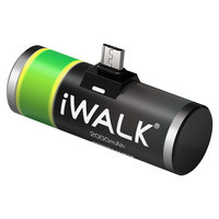 iwalk Power Bank DBI001M 2000mAh Black