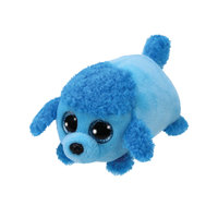 Ty Teeny Tys Lexi the Blue Poodle